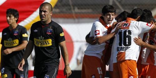 Unión Española perdió y fue alcanzado en el Apertura