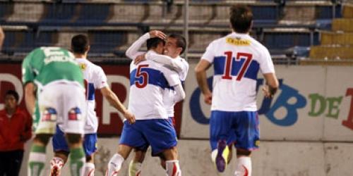 Universidad Católica ganó en la Copa Chile
