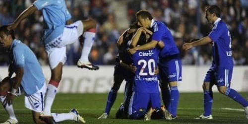 Universidad de Chile eliminó a Nacional en la Sudamericana