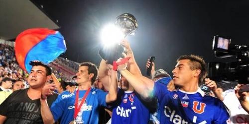Universidad de Chile campeón de la Copa Sudamericana