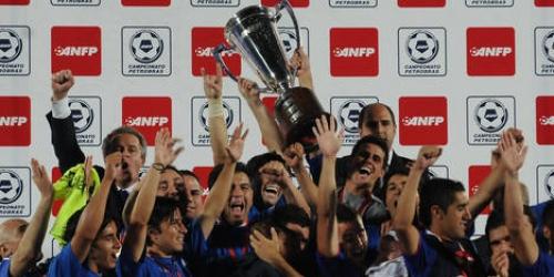 Universidad de Chile es campeón del Clausura