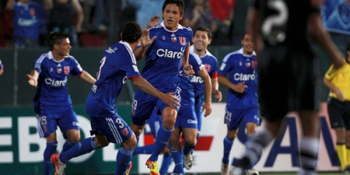 Universidad de Chile jugará la final de la Sudamericana