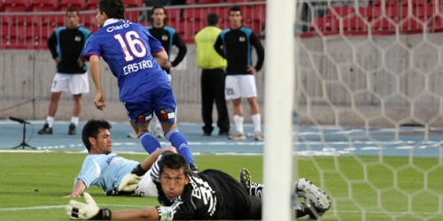Universidad de Chile sigue ganando en el Clausura