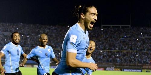 Uruguay, Cáceres tendrá 5 meses de baja