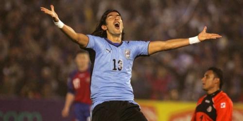 Uruguay clasificó a Sudáfrica 2010 tras eliminar a Costa Rica