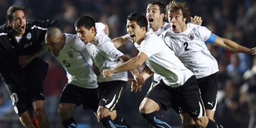 Uruguay eliminó a Argentina y clasificó a semifinales