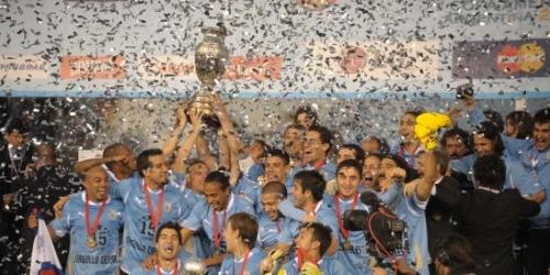 Uruguay es el nuevo campeón de la Copa América