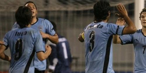 Uruguay gana 2-0 a Bolivia en debut en el Sudamericano