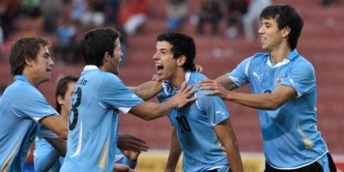 Uruguay golea a Chile y revive en el Sudamericano Sub-20