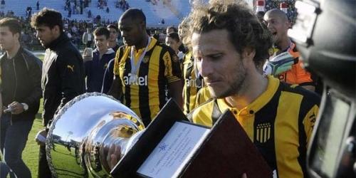 Uruguay, Peñarol campeón del Torneo Apertura