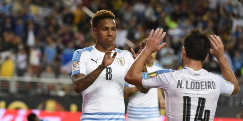 (VIDEO) Copa América, Uruguay se despidió del torneo con una goleada frente a Jamaica