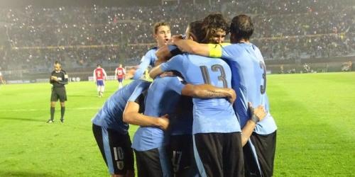 (VIDEO) Eliminatorias, Uruguay vuelve a ser líder al golear a Paraguay por 4-0