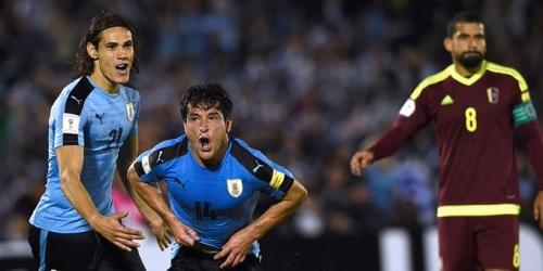 (VIDEO) Eliminatorias, Uruguay seguirá de líder tras derrotar a Venezuela por 3-0