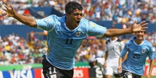 Uruguay y Brasil jugarán semifinales del Mundial Sub-17