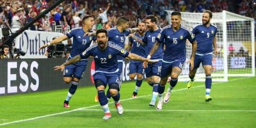 (VIDEO) Copa América, Argentina eliminó al local y es el primer finalista del torneo!