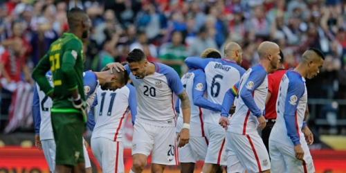 (VIDEO) Copa América, Estados Unidos derrotó a Ecuador y está en semifinales