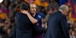 """Valverde: """"Iniesta es un jugador que nos ha hecho vivir el fútbol en toda su dimensión"""""""
