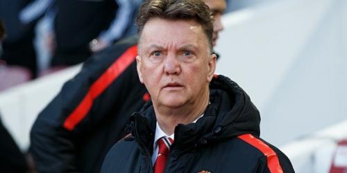 Van Gaal estaría fuera del Manchester United