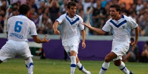 Vélez debutó con victoria en la Copa Libertadores