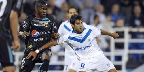 Vélez derrotó agónicamente a Deportivo Quito