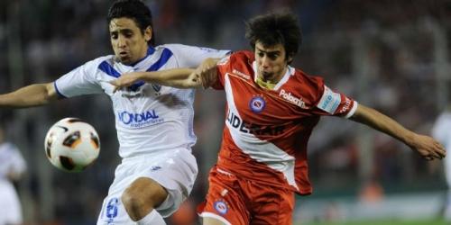Vélez y la 'U' Católica ganaron en la Copa Sudamericana