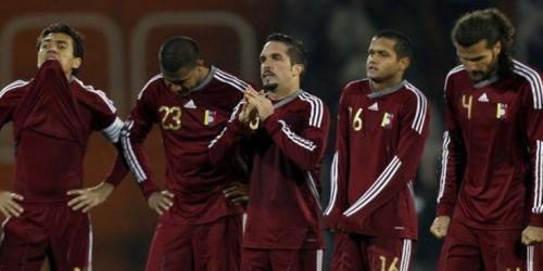 Venezuela, 16 jugadores renunciaron a la selección