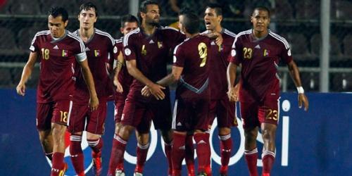 Venezuela derrotó a Bolivia y es uno de los punteros