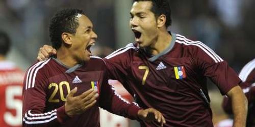 Venezuela logró un épico empate frente a Paraguay