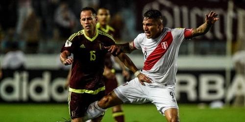 (VIDEO) Eliminatorias, Venezuela y Perú dividieron honores en Maturín