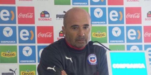 """Vidal evita la cárcel. Sampaoli: """"Sigue en la Copa"""""""