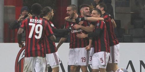 (VIDEO) AC Milan ganó 1-0 al Crotone en la Serie A