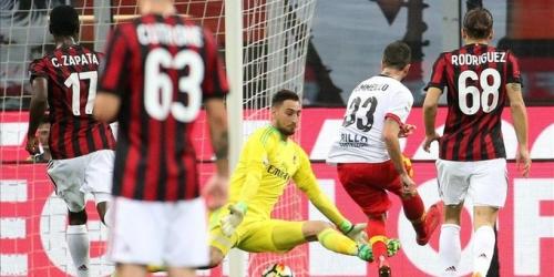 (VIDEO) AC Milan suma una derrota en casa
