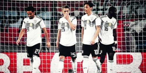 (VIDEO) Alemania cae ante Austria en amistoso
