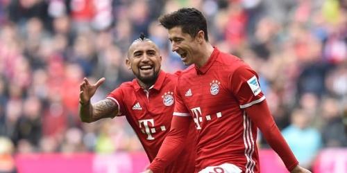 (VIDEO) Alemania, el Bayern goleó al Eintracht y es más líder que nunca de la Bundesliga