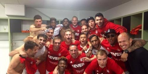 (VIDEO) Alemania, el Bayern Múnich se coronó campeón de la Bundesliga por la 4a vez consecutiva!