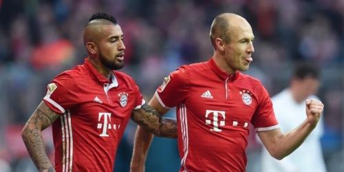 (VIDEO) Alemania, el Bayern Múnich volvió a la cima de la Bundesliga
