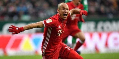 (VIDEO) Alemania, el Bayern superó al Werder Bremen y sigue de líder en la Bundesliga