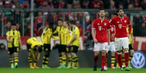 (VIDEO) Alemania, el Dortmund es finalista de la Copa tras eliminar al Bayern