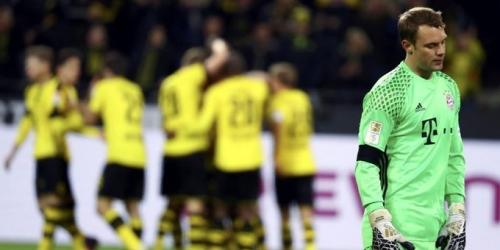 (VIDEO) Alemania, el Dortmund venció al Bayern y dejó al Leipzig como único líder
