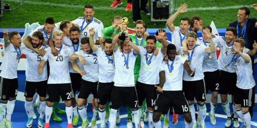 (VIDEO) Alemania ganó su primera Copa Confederaciones: el tanto de Stindl condenó a Chile