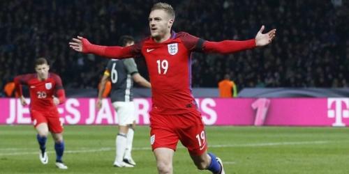 (VIDEO) Amistosos, Inglaterra derrotó a Alemania en remonta por 3-2