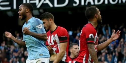 (VIDEO) Aplastante victoria del Manchester City sobre el Southampton