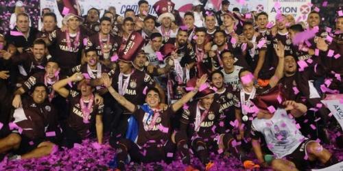 (VIDEO) Argentina, Lanús goleó a San Lorenzo y es el nuevo campeón!