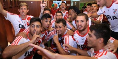 (VIDEO) Argentina, River Plate se llevó la Copa Argentina al superar a Rosario Central