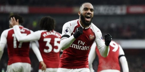 (VIDEO) Arsenal goleó al Crystal Palace