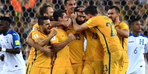(VIDEO) Australia clasifica al Mundial de Rusia 2018