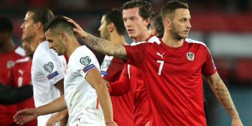 (VIDEO) Austria se impuso a Serbia en Viena