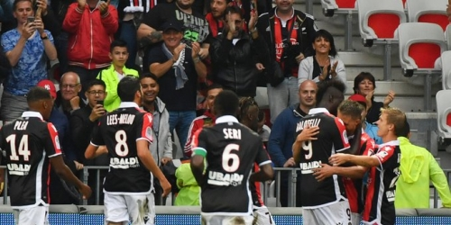 (VIDEO) Balotelli comanda al Niza y golea al Mónaco de Falcao