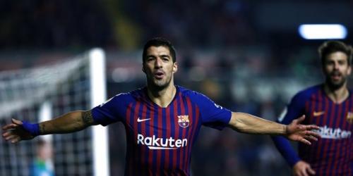 (VIDEO) Barcelona logra dar la vuelta al marcador y gana al Rayo Vallecano