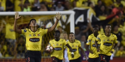 (VIDEO) Barcelona SC empató de local frente al Santos FC
